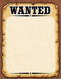Poster Template Download Wanted Poster Printable Free Free Wanted Poster Template Download