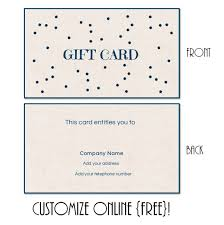 Gift Voucher Template Word New Gift Card Text Template 48 Images Gift Voucher Template Set Two