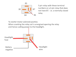 hid 5 pin relay wiring diagram just another wiring diagram blog • ford hid headlights wiring diagram wiring library rh 85 seo memo de 12 volt relay wiring diagram 5 pole 5 pole relay wiring diagram