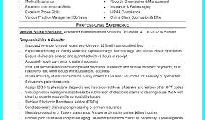 Medical Billing Resume Download Medical Billing Resume Sample