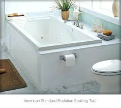 americast tubs standard evolution soaking bath tub americast bathtub home depot americast tubs