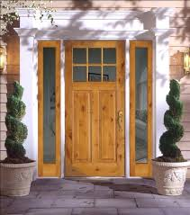 wood entry door knotty wood entry doors with glass images