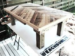 furniture do it yourself. All Wood Coffee Table Painted Pallet Furniture Do It Yourself A Slab With Metal Legs .