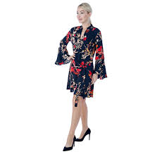 N Natori Size Chart Buy N Natori Printed Crepe Dress Fashion Dresses Mid
