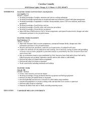 Cook Resume Master Cook Resume Samples Velvet Jobs 47