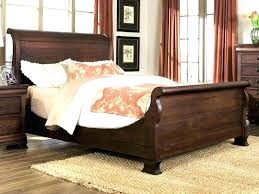 Fancy Wooden Bed Frames Large Size Of Wooden Wood Frames And ...