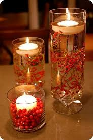 DIY Floating Candle Centerpiece Ideas for Wedding, Valentine, Christmas or  Any Occasions.