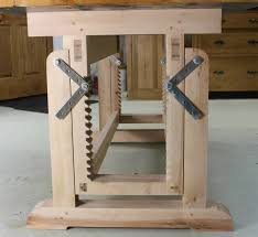 adjule height woodworking bench joinery ideas