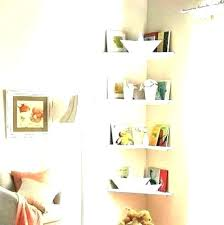 bedroom corner shelf ideas for small decorating she