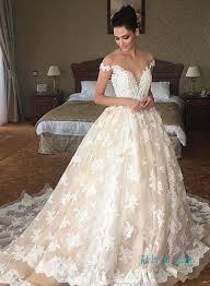 off shoulder bridal dresses wedding dresses with off the shoulder