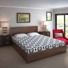 best wood for furniture. @home By Nilkamal Hero Engineered Wood Queen Bed Best For Furniture