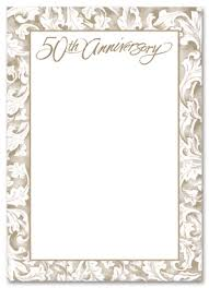 print your own 60th wedding anniversary invitation wording Blank Golden Wedding Invitations print your own 60th wedding anniversary invitation wording blank 50th wedding anniversary invitations
