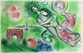 marc chagall romeo et juliette romeo and juliet 1964