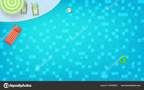 swimming pool beach ball background. Unique Swimming Swimming Pool Top View Sunbed Umbrella Ring Beach Ball Floating In  Water Summer Concert For Travel  Inside Pool Beach Ball Background B