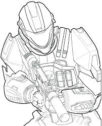 halo coloring pages to print reach lego printable colori