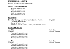 format accomplishments examples resume fetching resume achievement examples for resume