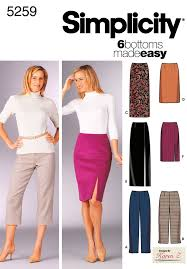 Simplicity Skirt Patterns Stunning This One's For Sarah She Wants A Pencil Skirt Simplicity 48