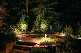 ideas for outdoor lighting. Backyard Lighting Ideas Outdoor Home Depot For Party Landscape Trees .