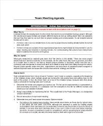 level 10 meeting template project agenda template 6 free word pdf documents download free