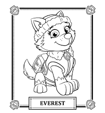 At Free Paw Patrol Coloring Pages Coloring Pages For Children