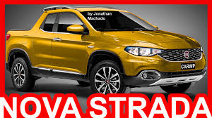renault oroch 2018. delighful 2018 photoshop nova fiat strada 2018  projeto x6p  rival da renault duster  oroch fiat youtube intended renault oroch
