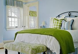 Blue And Green Bedroom Decorating Ideas