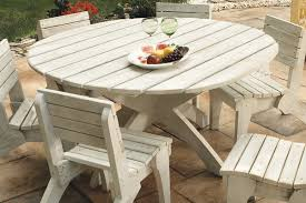 design of wood patio dining set exterior decor pictures round outdoor dining sets tvcinc rustic outdoor table and chairs