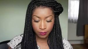 Box Braids Hair Style african box braids hairstyles for women hairstyle picture magz 7013 by wearticles.com