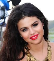 red lipsticks makeup looks celebrity 5