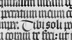готические шрифты для тату онлайн Maxxlibrary