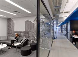 Linkedin new york office Collaboration Linkedin Offices In New York City By Ia Dezeen Ia Designs Linkedin Offices In The Empire State Building