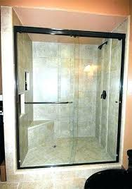 how to install a shower door install shower door shower door installation glass shower door installation