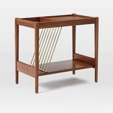 mid century side table west elm uk