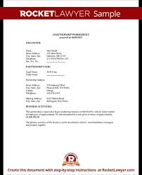 joint partnership agreement template | hirescore.co