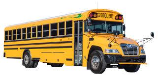 Blue Bird Vision School Bus California Hvip