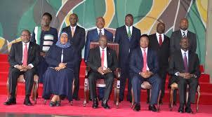 Us Cabinet Secretaries President Magufuli Reshuffles Permanent Secretaries Afrika Reporter