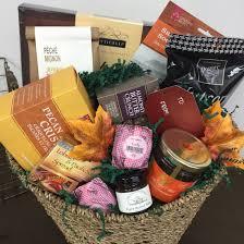 provincial bounty vancouver gift basket