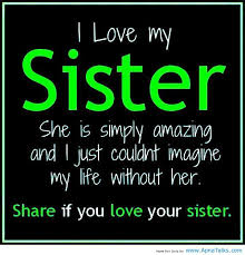 Love My Sister Quotes Delectable Images Of I Love My Sister Quotes Tumblr SpaceHero