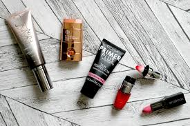 some of my summer makeup must haves