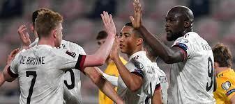 เบลเยียม v เวลส์ ผลบอลสด ผลบอล ฟุตบอลโลก 2022 รอบคัดเลือก โซนยุโรป