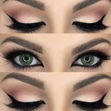 cute natural eye makeup looks