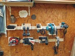 Best Diy Tools 10 Fabulous Diy Ideas Power Tool Storage Tool Storage And