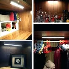closet lighting ideas. Home Depot Closet Light Fixtures Lights Led With Remote 3 Pack Stick . Lighting Ideas