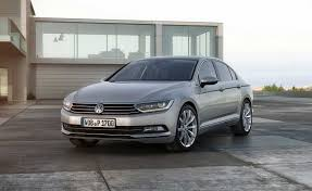 2015 VW Passat (B8) Sedan and Estate arrive with new engines and a ...