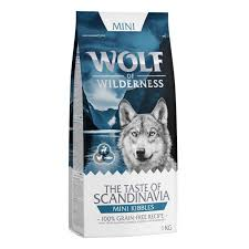 Wolf of Wilderness Mini-croquettes The Taste Of pour chien : Acheter pas  cher   zooplus