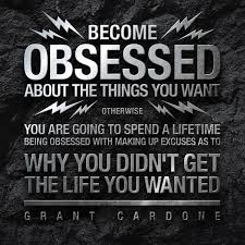 Obsession Success Quotes