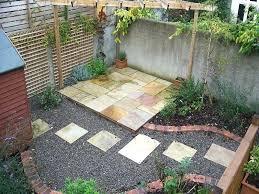 paving patio backyard pebble garden stones stone ideas designs large stone patio paving