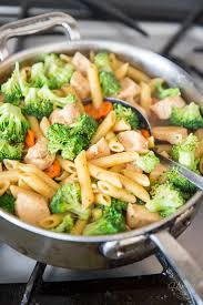 healthy chicken pasta recipes. Modren Chicken OnePot Creamy Chicken Pasta By Sonia The Healthy Foodie  Recipe On  Thehealthyfoodie Intended Recipes E