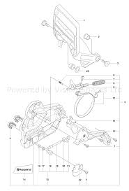 Online part diagram for chainsaw husqvarna petrol chainsaws small gauge electrical wire mov wiring