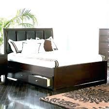 Bed Frames Modern Queen Size Storage Bed Frames Storage Queen Bed ...